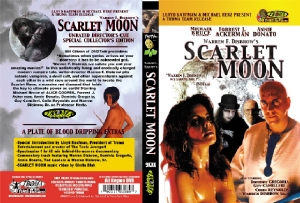 shrunk000_scarlet-dec-white-noskull.jpg,troma classic,best troma film,vampires,sex,warren f disbrow,horror,comedy,invasion for flesh and blood, flesh eaters from outer space, haunted hay ride the movie, dark beginnings,horror movies,thrillers,supernatural,violence,ny times,variety,death,feature film makers nj