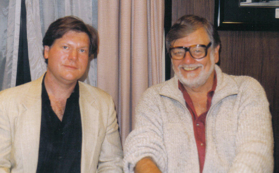 warren1.jpg, george a romero, george romero, warren disbrow, warren f disbrow, fans, horror, sci fi, night of the living dead, dawn of the dead, land of the dead, warren f disbrow, invasion for flesh and blood, flesh eaters from outer space, scarlet moon, dark beginnings, genius, ny times, amazing movies, auteur disbrow, auteur romero, cronenberg, haunted hay ride the movie, garden state film festival, asbury park press, dark beginnings, alie cooper, michael bruce, day of the dead,  haunting of holly house