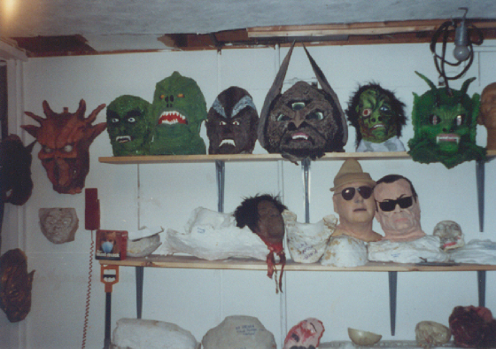warrensclassicmonsters.jpg, warren f disbrow, warren disbrow, classic horror, invasion for flesh and blood, flesh eaters from outer space, scarlet moon, haunted hay ride movie, haunting of holly house, day world ended, she creature, invasion of the saucermen,i was a teenage werewolf, teenage frankenstein, it the terror from beyond space, horror, writer director feature flms, new jersey, asbury park press, ny times, variety, artist